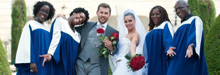 mariage gospel